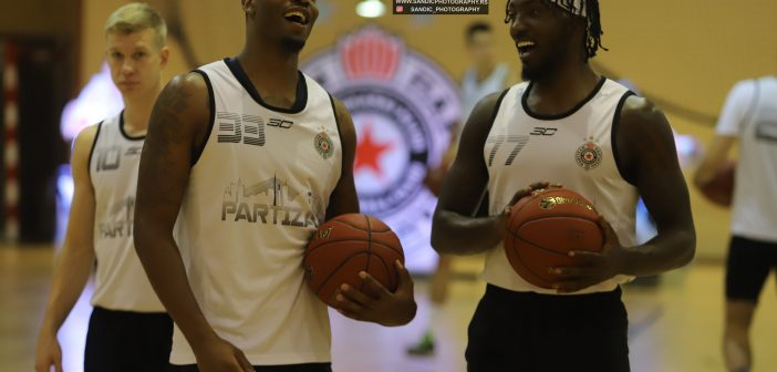 Media day – Open training BC Partizan 26.08.2019 (photo gallery)