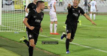 Europe League qualification / FK Partizan – Molde FK 22.08.2019. (photo gallery)