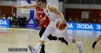 EuroBasket 2021 women's qualification's / Serbia – Turkey 14.11.2019 (photo gallery)