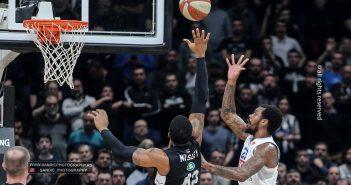 ABA League – round 19 / Partizan – Budućnost 09.02.2020 (photo gallery)