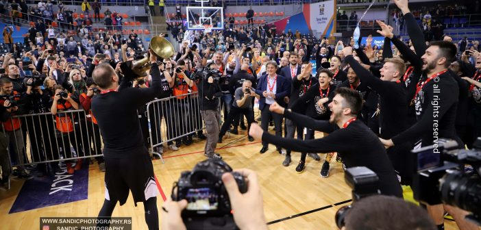Cup final / Crvena Zvezda – Partizan 16.02.2020 (photo gallery)