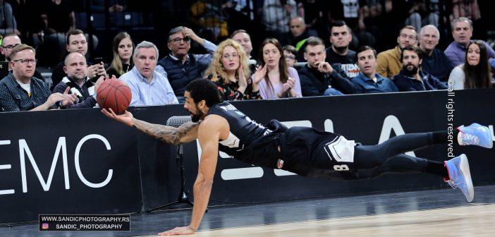 7DAYS EuroCup – TOP 16 / Partizan – Aquila Basket Trento 04.03.2020 (photo gallery)