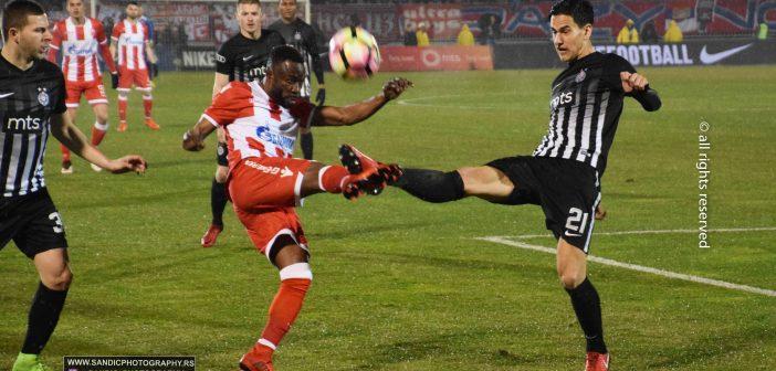 156 Belgrade derby / Partizan – Crvena Zvezda 13.12.2017 (photo gallery)