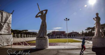 Foro Italico – Rome / photo tour