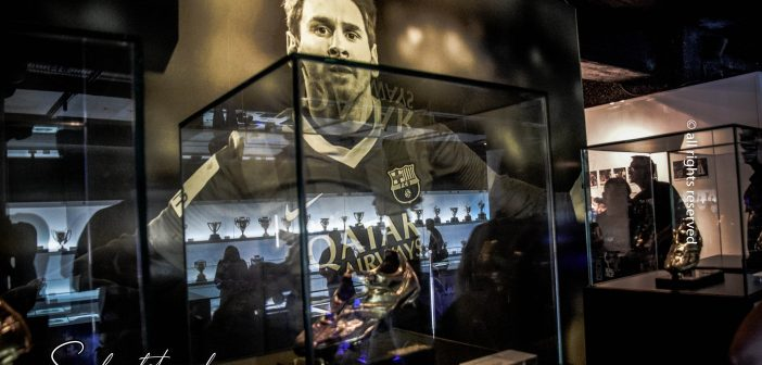 Camp Nou – Barcelona / photo tour