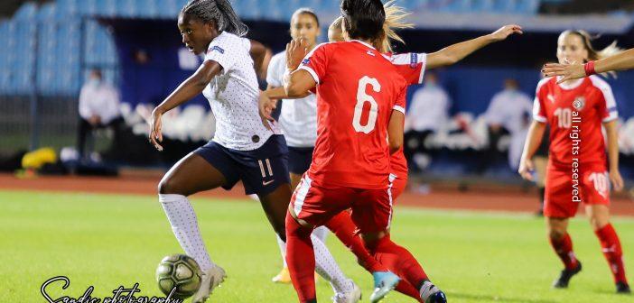 UEFA Euro 2021 Women qualification / Serbia – France 18.09.2020 (photo gallery)