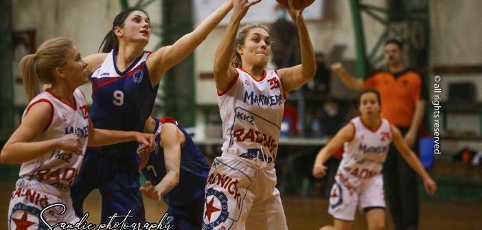 National league 2 / KKŽ Radnički – ŽKK Srbobran 24.01.2021 (photo gallery)