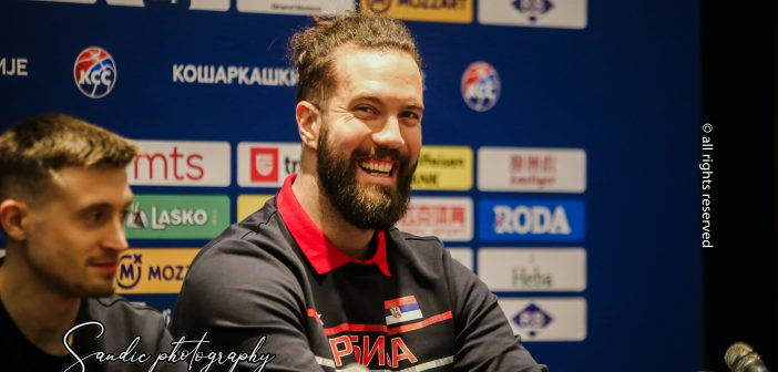 FIBA – EuroBasket 2022 / press before the finish of the qualifications 16.02.2021 (photo gallery)