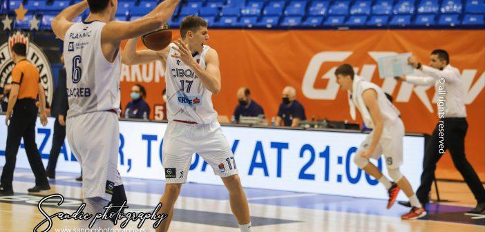 ABA League – round 20 / Partizan – Cibona 06.03.2021 (photo gallery)