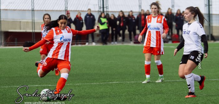 National Super League (women) / ŽFK Crvena Zvezda – ŽFK Mašinac Trace 20.03.2021 (photo gallery)