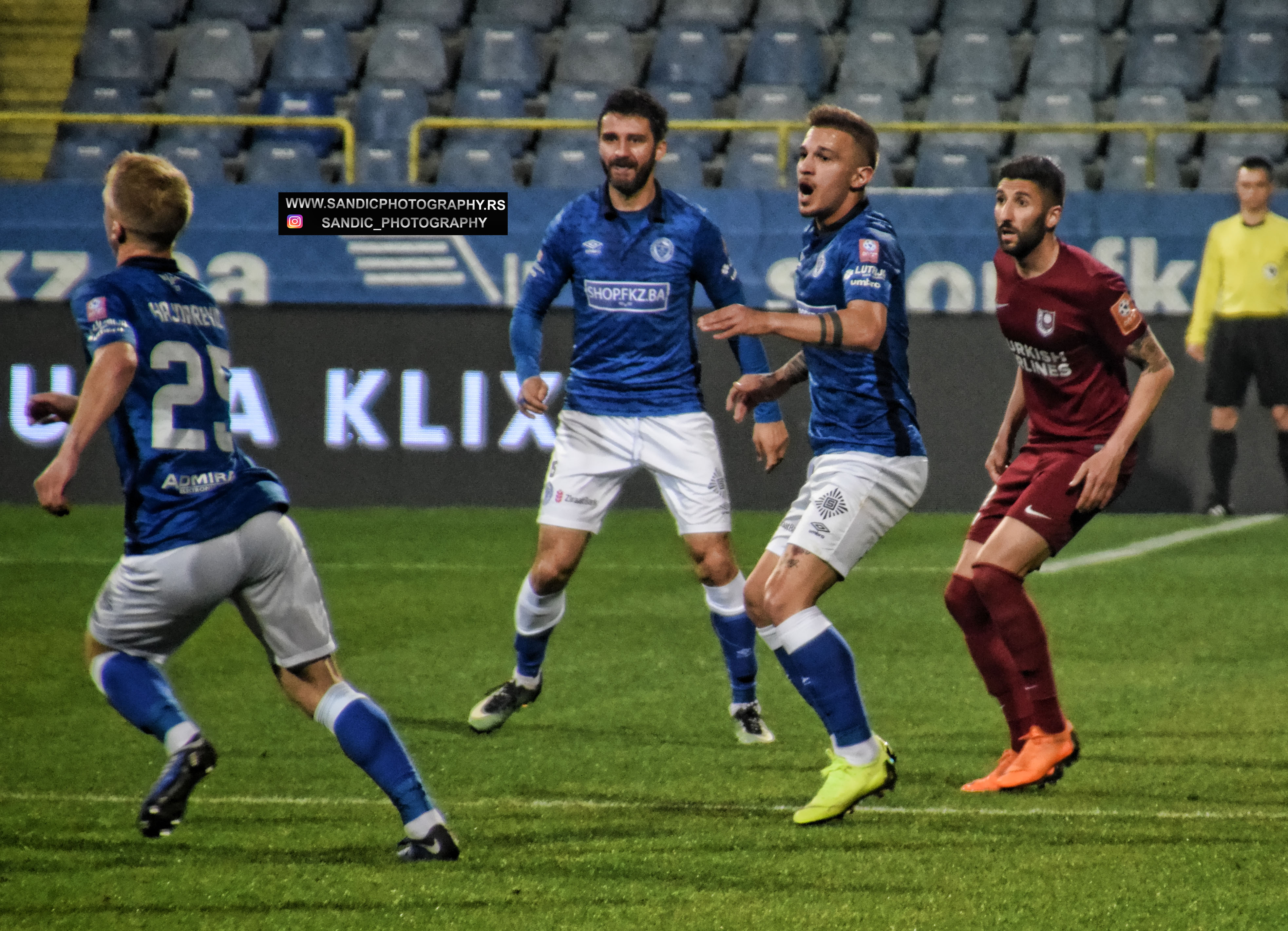 Premier League / Sarajevo 118 Derby / Željezničar